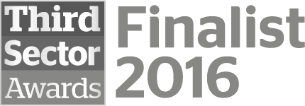 Third Sector Awards Finalist 2016
